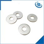 Falt washer DIN9021 zinc plated